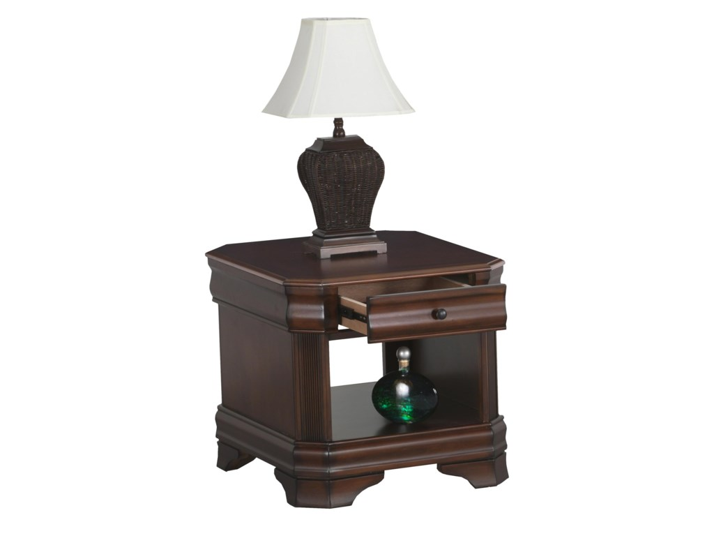 New Classic SheridanDrawer End Table