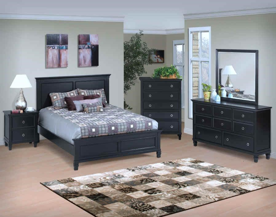 New Classic TamarackCal King Bedroom Group