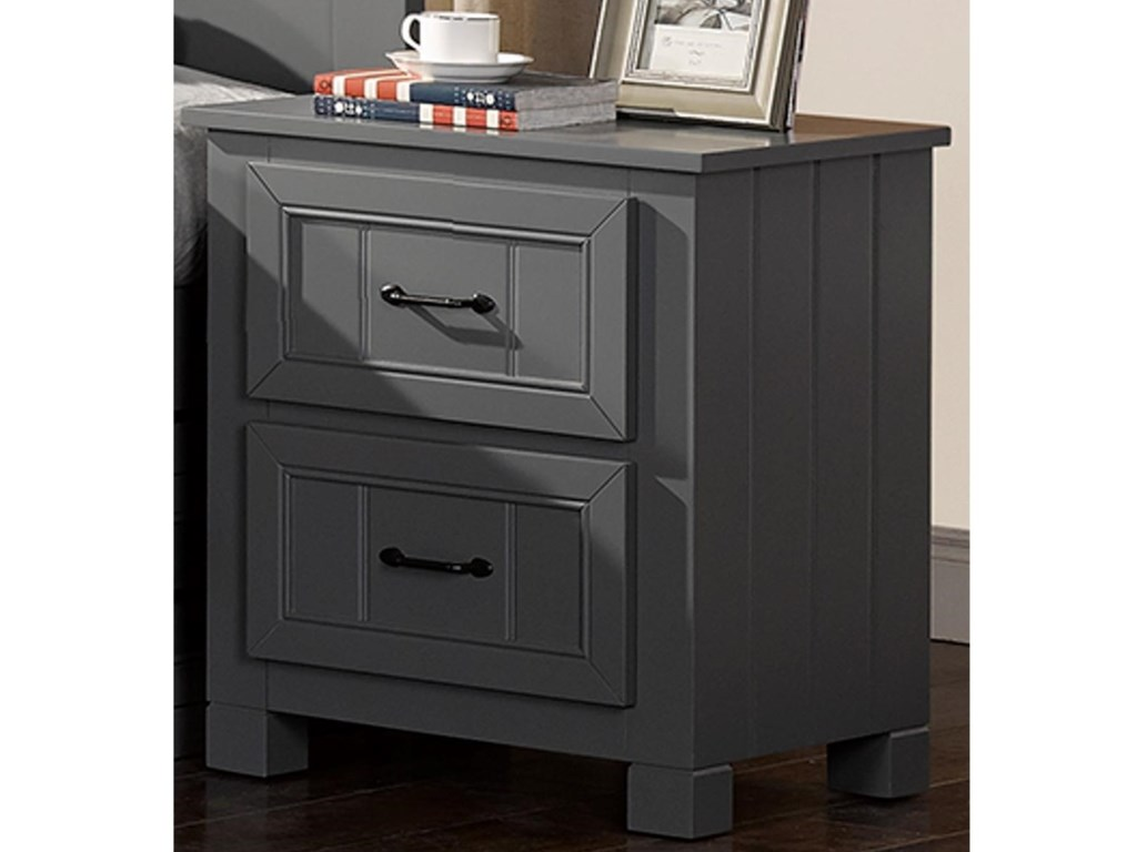 New Classic Taylor Youth BedroomNightstand