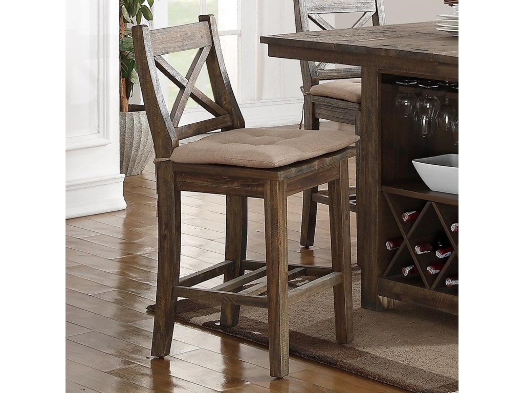 New Classic Tuscany ParkCounter Chair