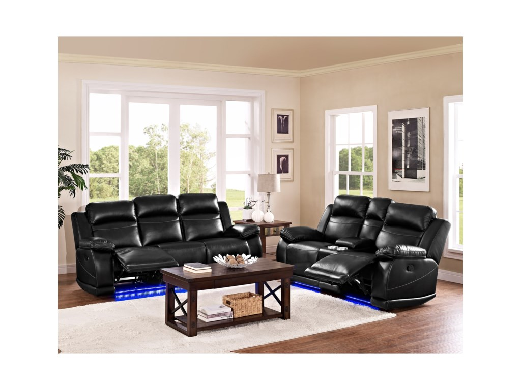 New Classic VegaReclining Living Room Group