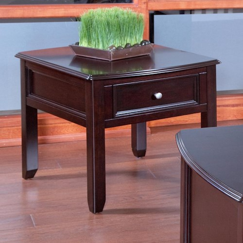 New Classic Ventura Drawer End Table