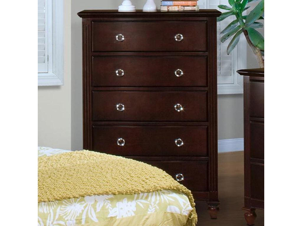 New Classic Victoria5-Drawer Chest