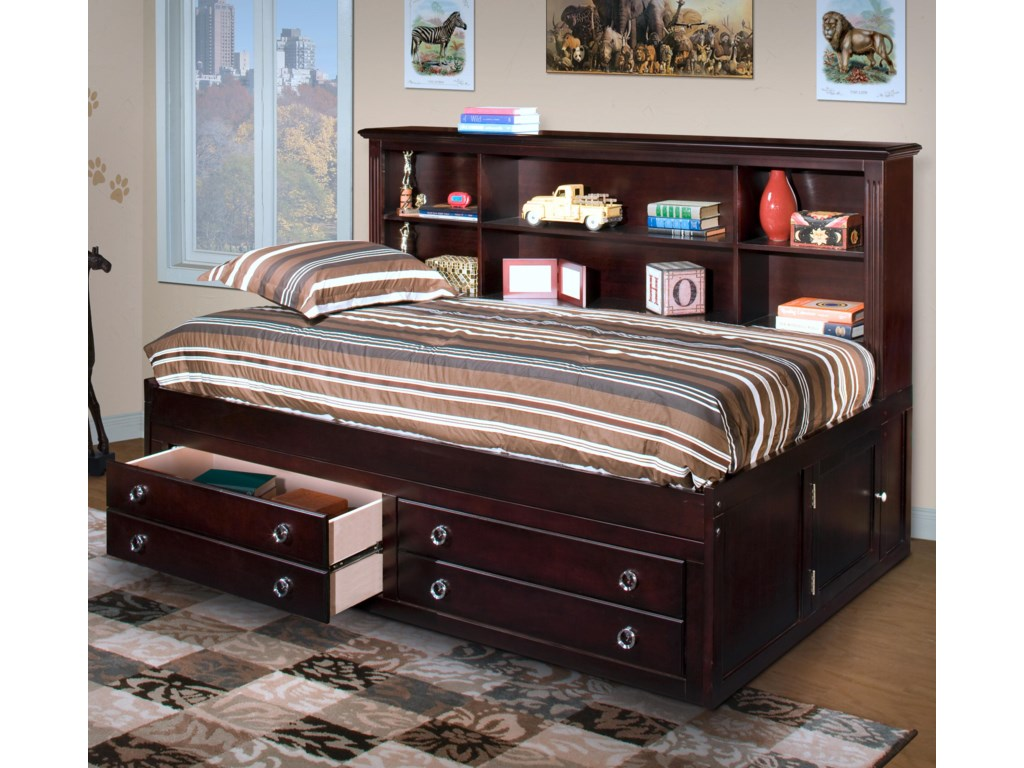 New Classic VictoriaFull Lounge Bed