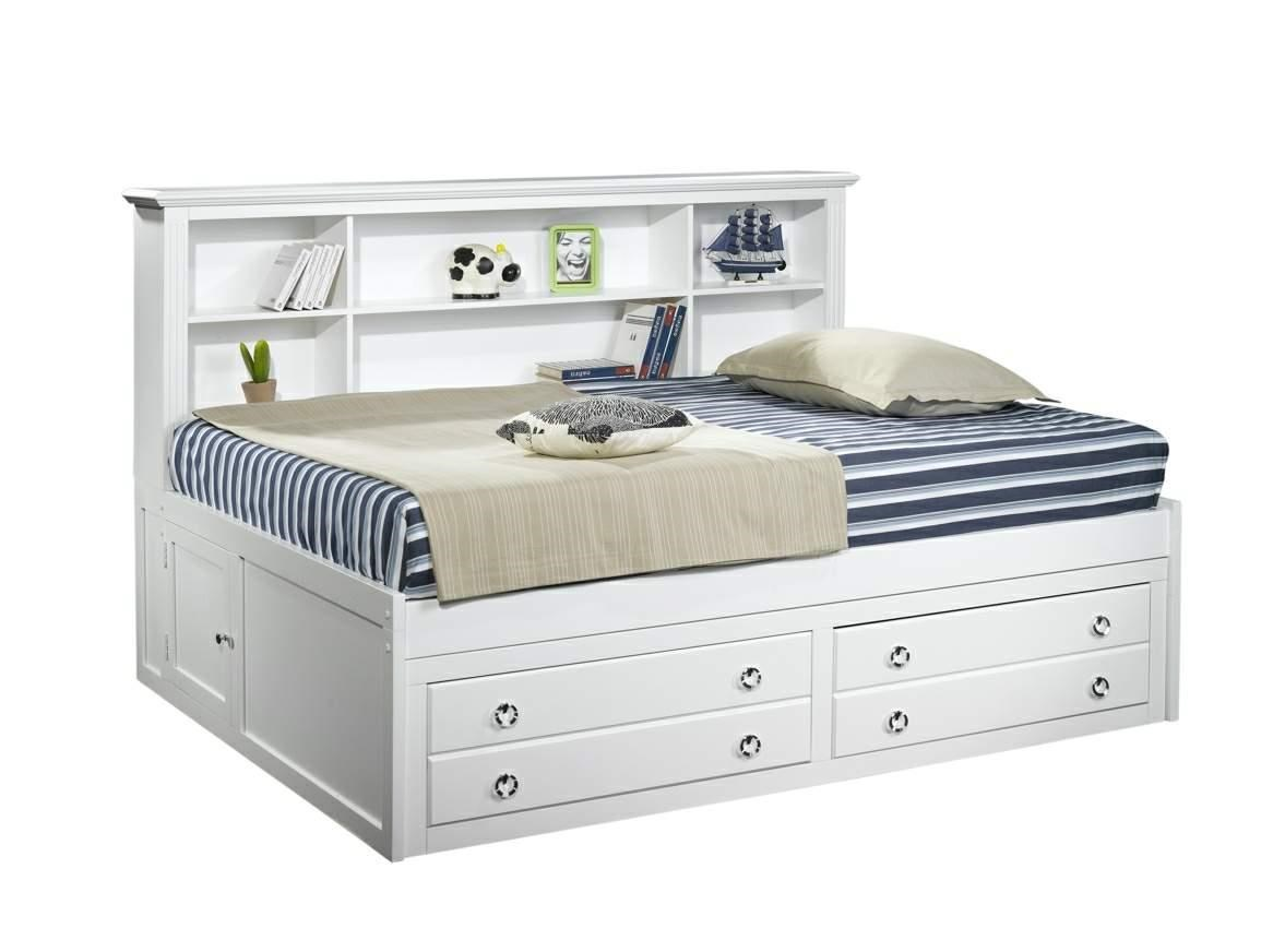 new classic victoria full lounger bed great american home store bed