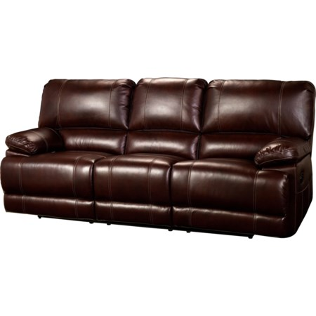 Power Dual Recliner Sofa