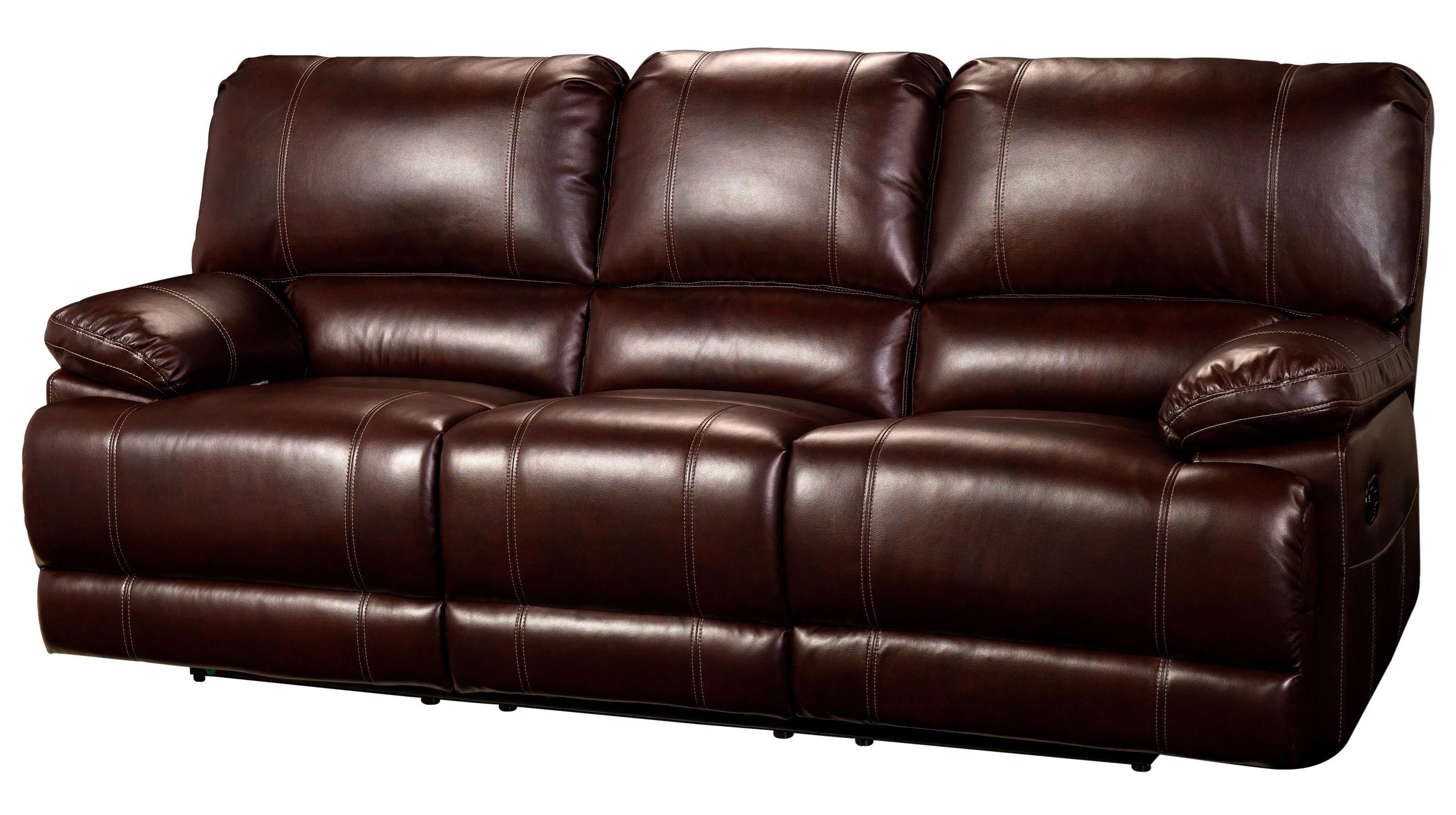New Classic WyomingPower Dual Recliner Sofa ...