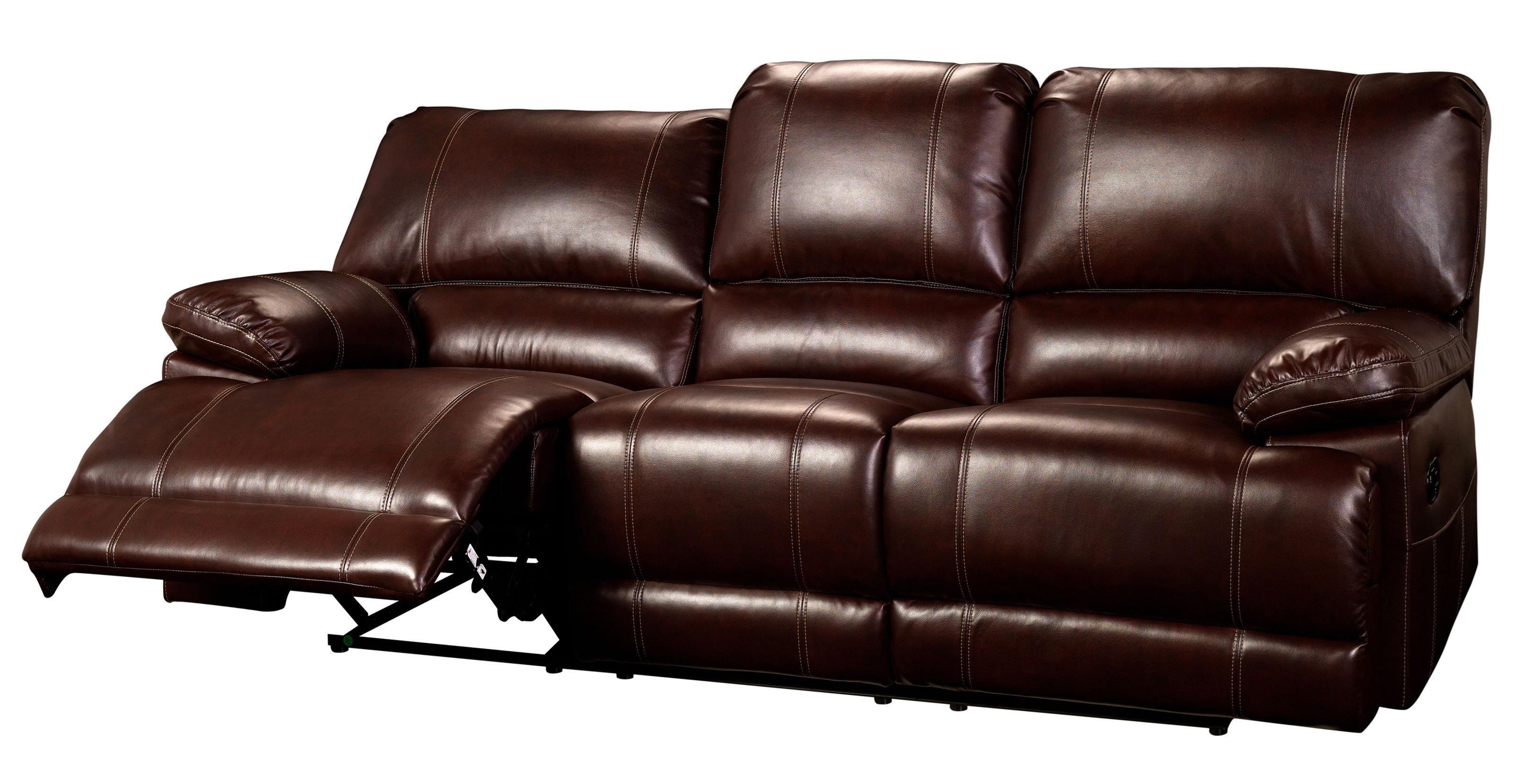 New Classic WyomingDual Recliner Sofa; New Classic WyomingDual Recliner Sofa  ...