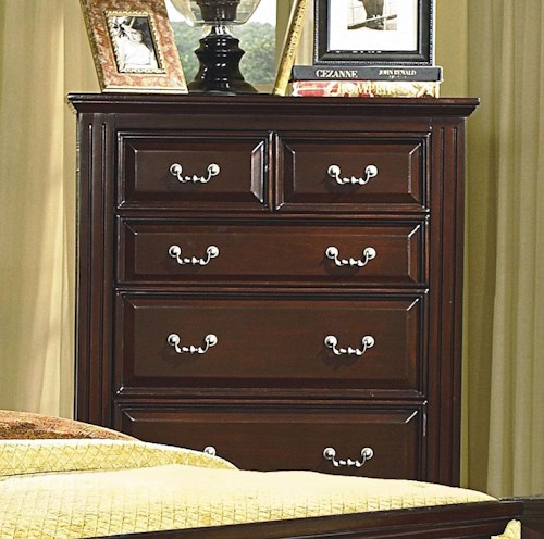 New Classic Drayton Hall Traditional Style Chest