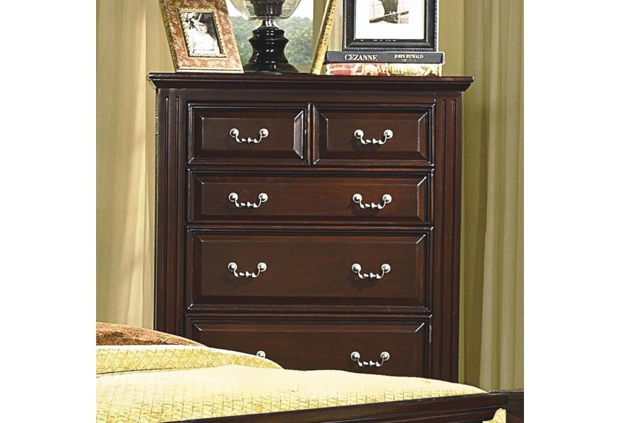New Clic Drayton Hall Traditional Style Chest Wil