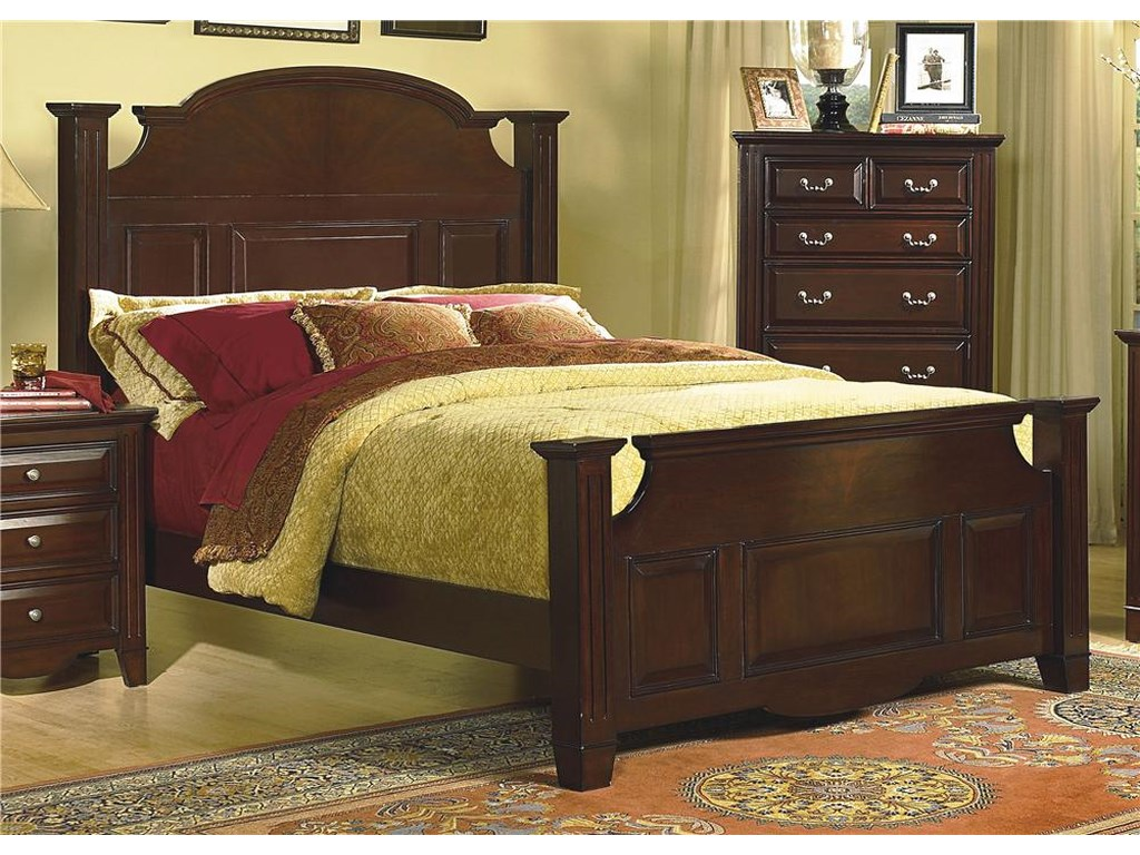 New Classic Drayton HallKing Poster Bed