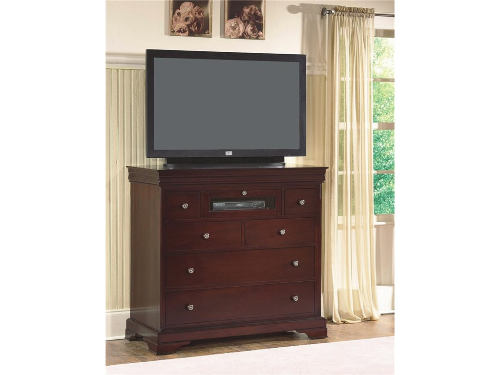New Classic VersailleMedia Chest
