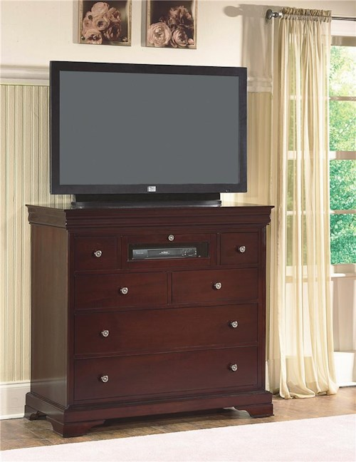 New Classic Versaille Media Chest
