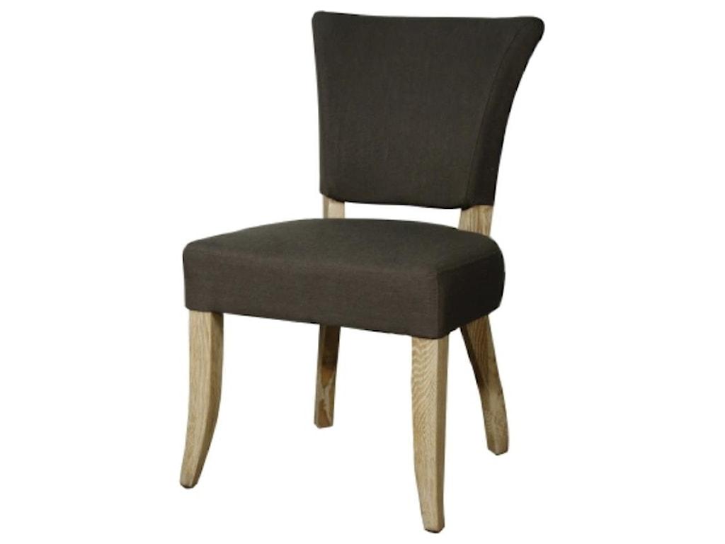 Happy Chair AustinAustin Dining Chair, Bark