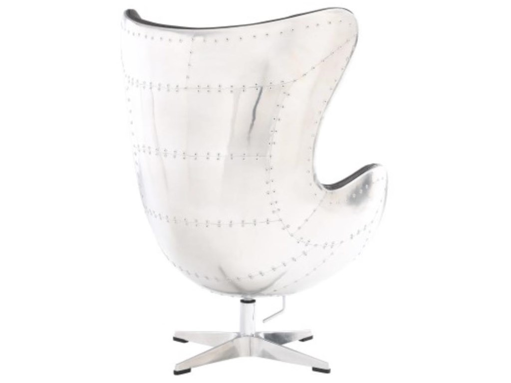 Happy Chair AxisAxis Swivel Rocker Chair, Java