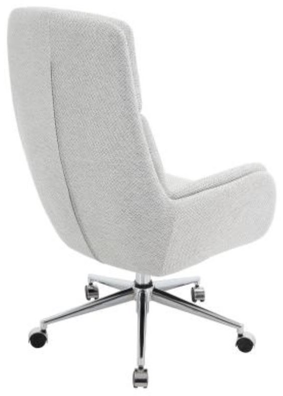 Picture of: Happy Chair Presley Presley Kd Fabric Office Chair Cardiff Gray Reeds Furniture Office Task Chairs
