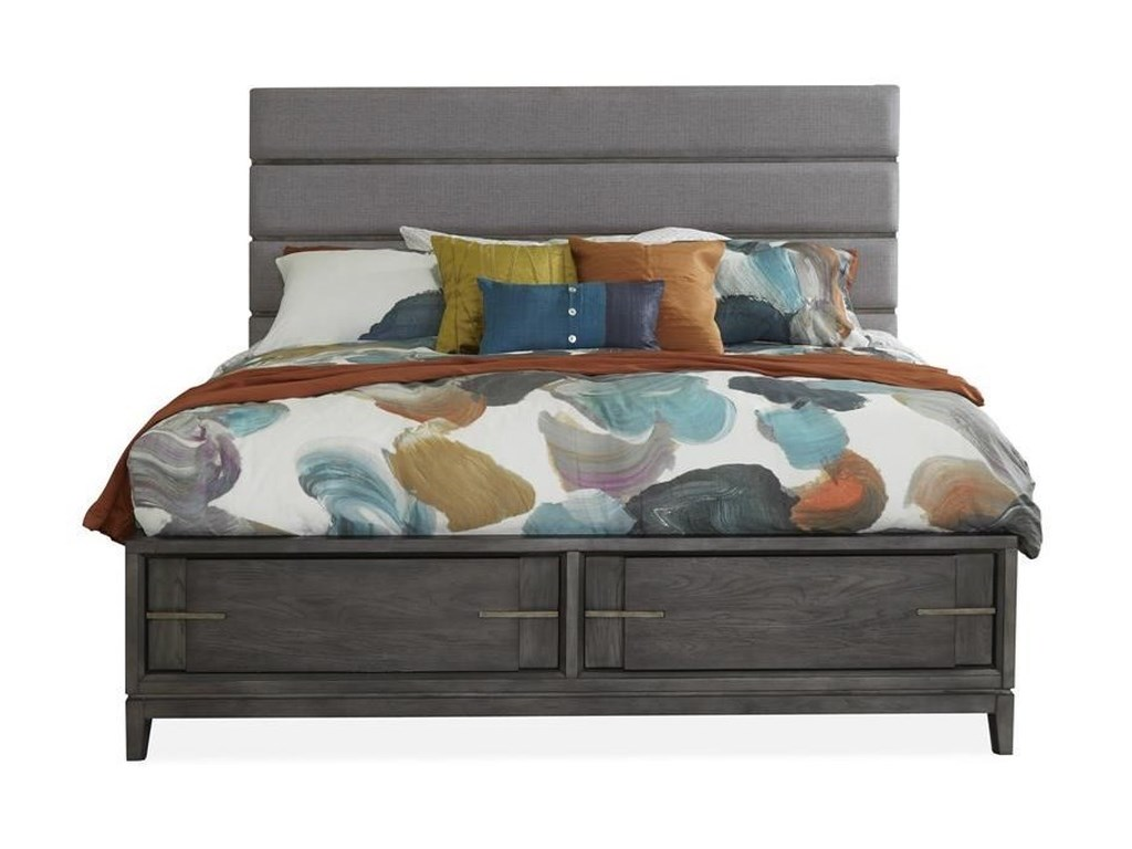 Next Generation by Magnussen  Proximity HeightsQueen Bed