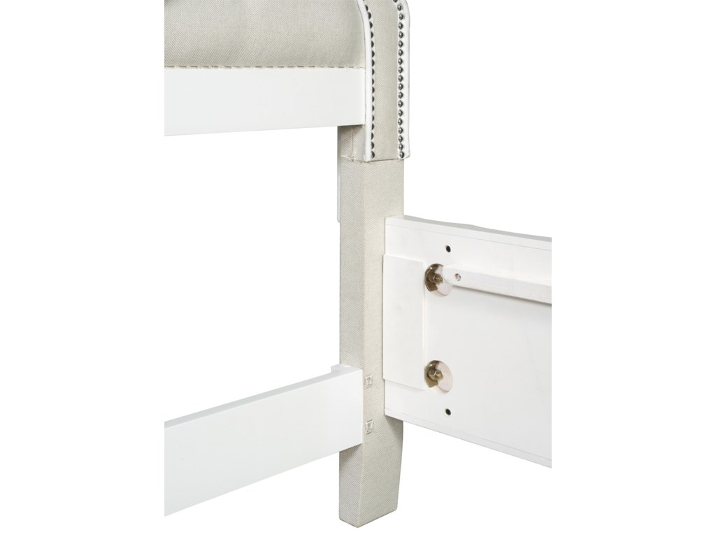 Double Bolting Bed Rails