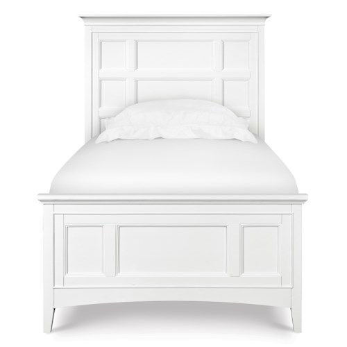 Next Generation by Magnussen Kenley Twin Panel Bed