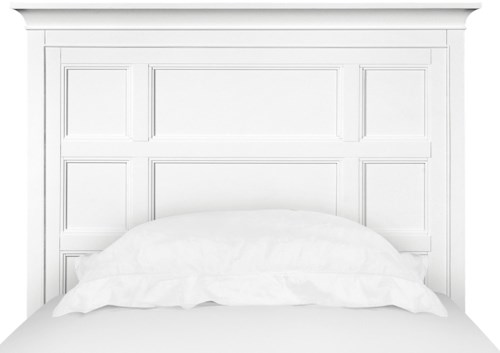 Next Generation by Magnussen Kenley Full Panel Headboard