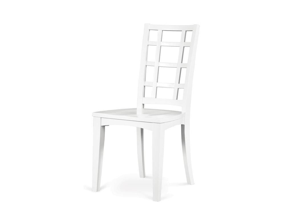 Next Generation by Magnussen Beck WhiteDesk Chair