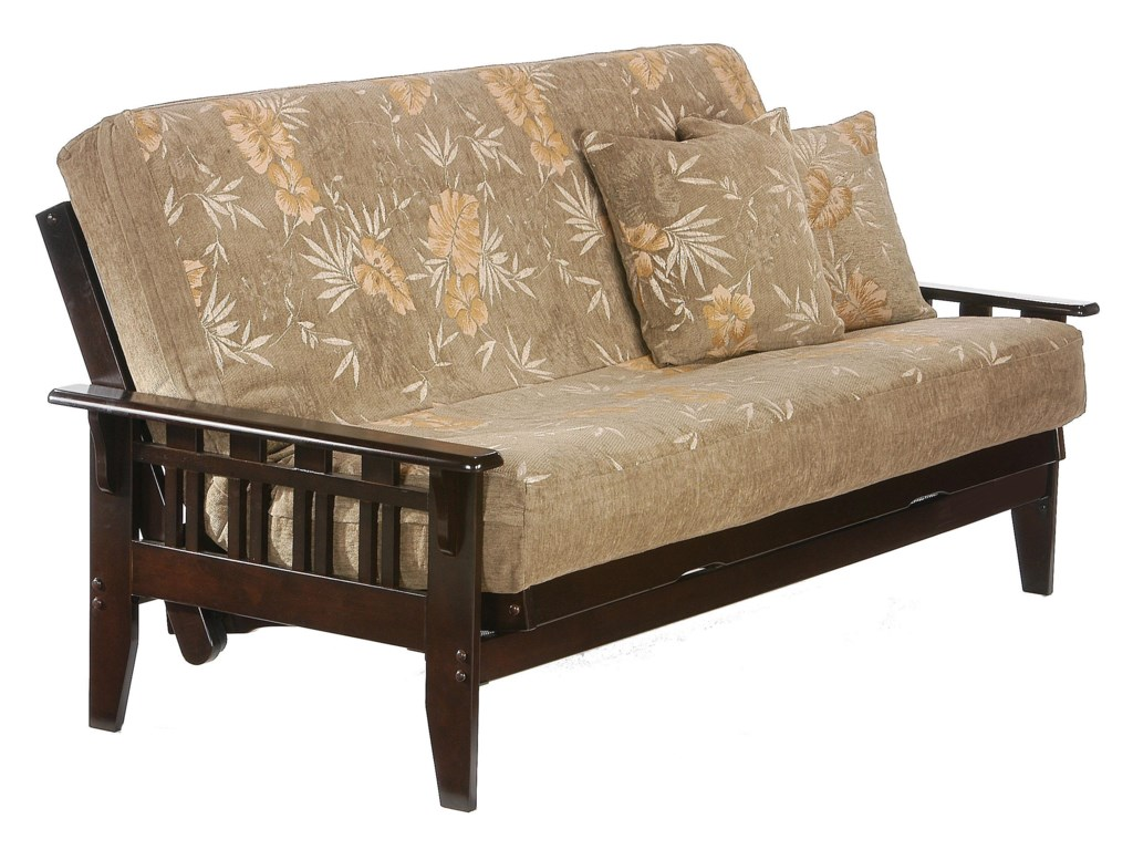 Futon Shown May Not Represent Size Indicated