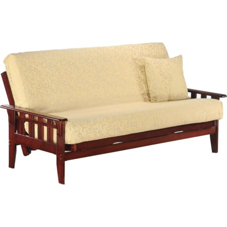 Rosewood Chair Size Futon