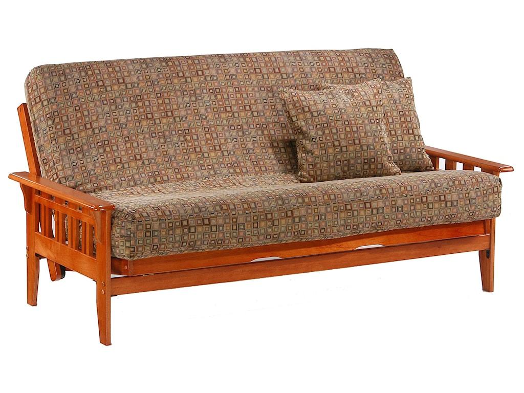 Night Day Furniture Kingstonteak Full Size Futon