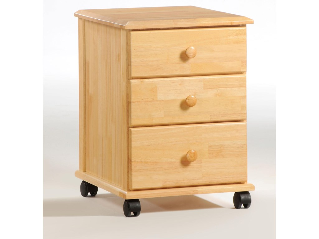 Night & Day Furniture SpiceMobile Drawer Unit