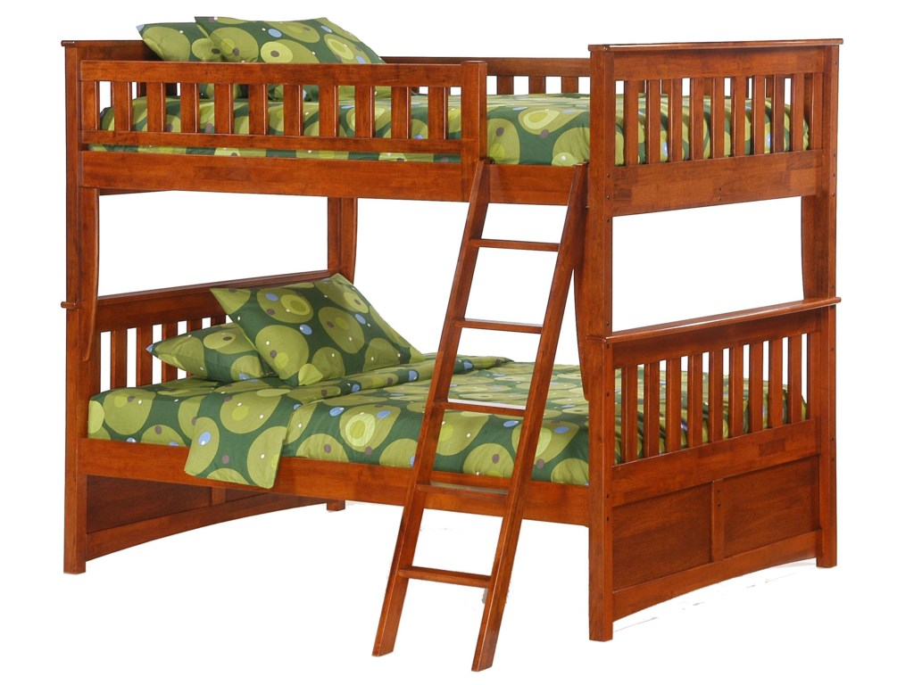Night & Day Furniture SpiceFull Bunk Bed