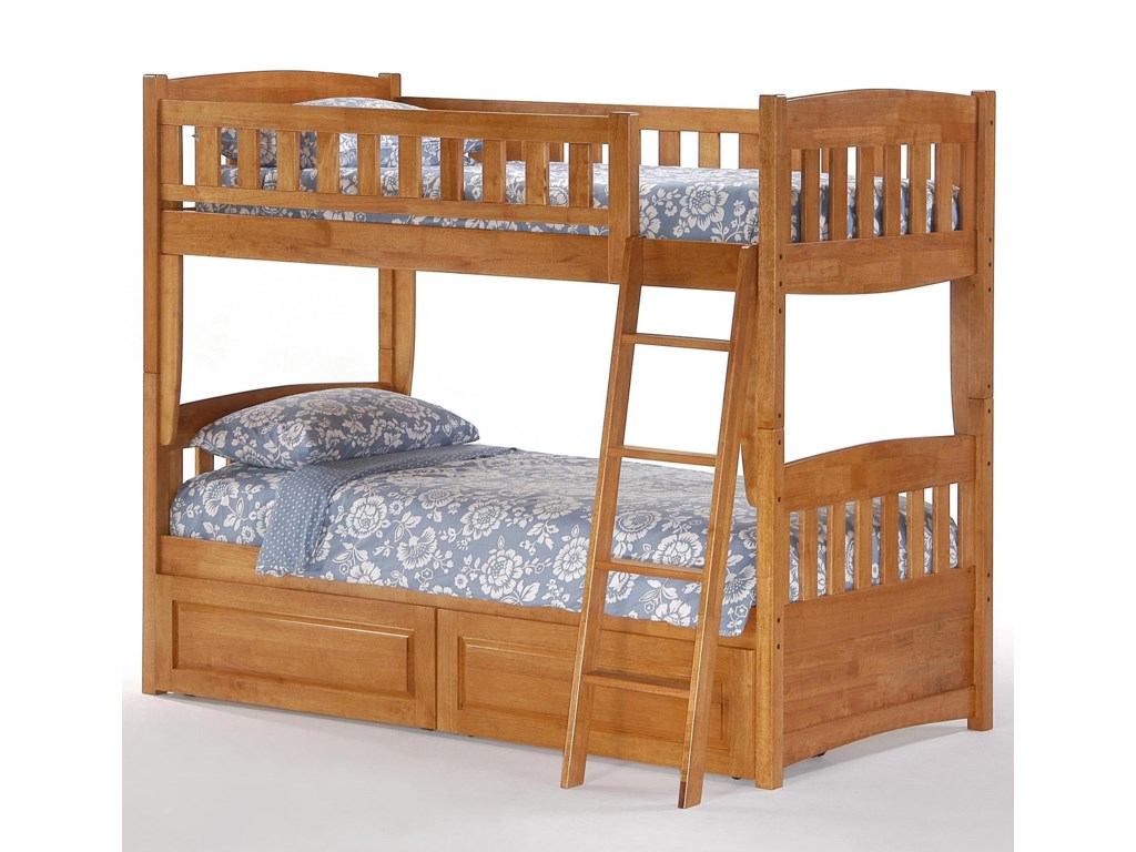 bunk full drawers bed adhara storage xiorex beds over twin with