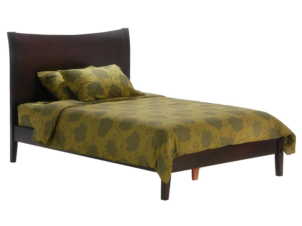 Night & Day Furniture SpiceQueen Bed