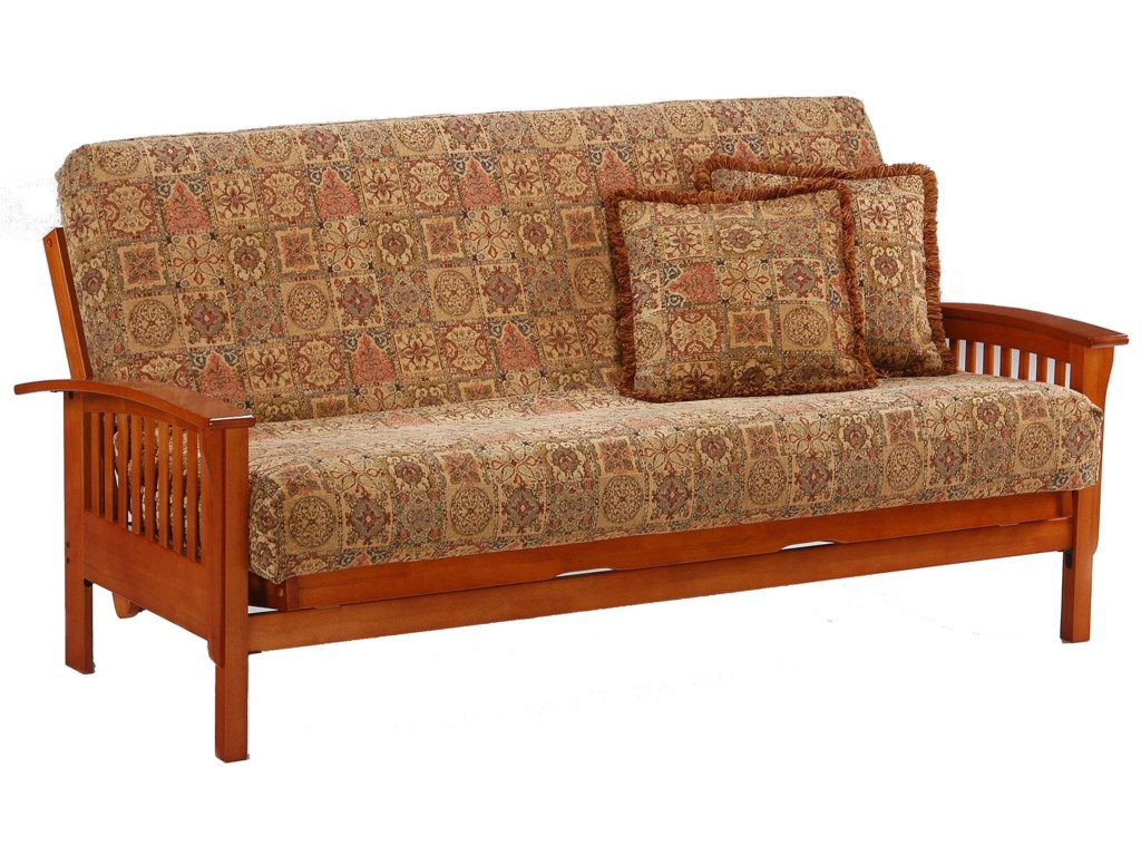 Night Day Furniture Winchesterteak Chair Size Futon
