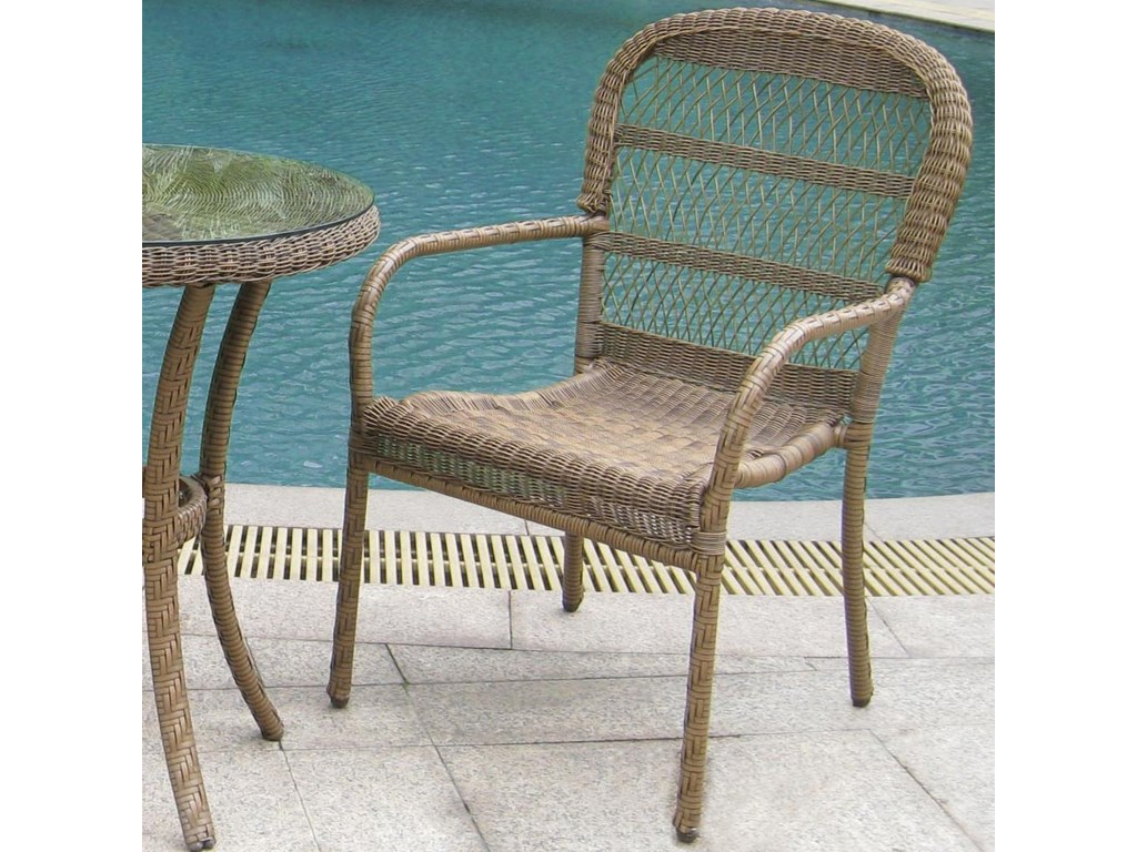 NorthCape International AvalonBistro Chair