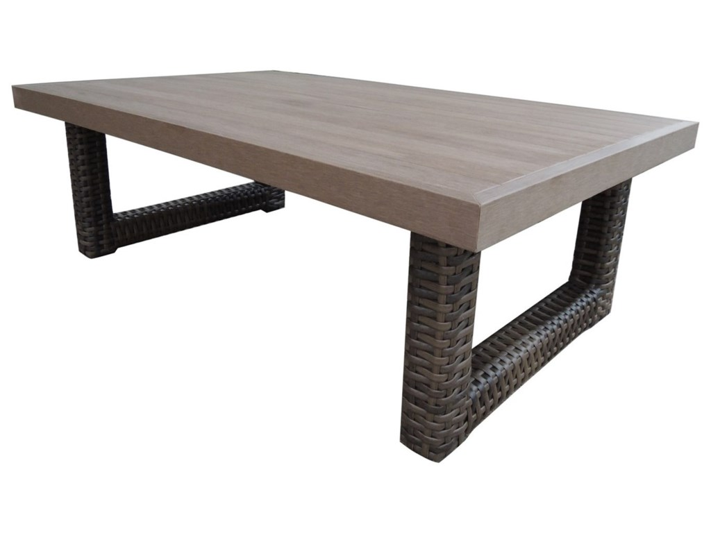 NorthCape International AvantCoffee Table