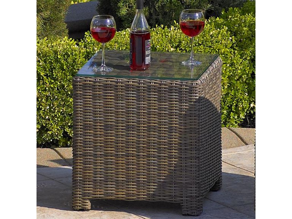 NorthCape International BainbridgeEnd Table