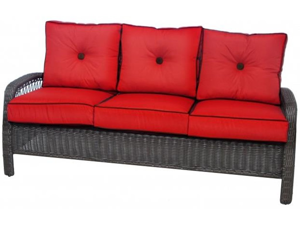 NorthCape International Beacon 889Outdoor Sofa