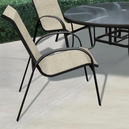 NorthCape International Capri SlingSling Chair ...