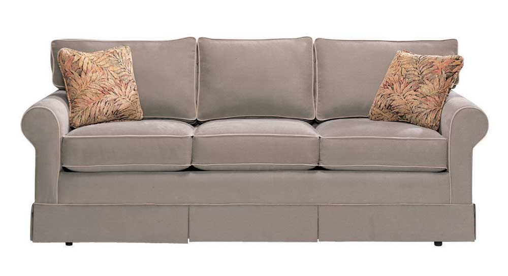 Norwalk Copley Square 924870 Customizable Loose Back Stationary Sofa