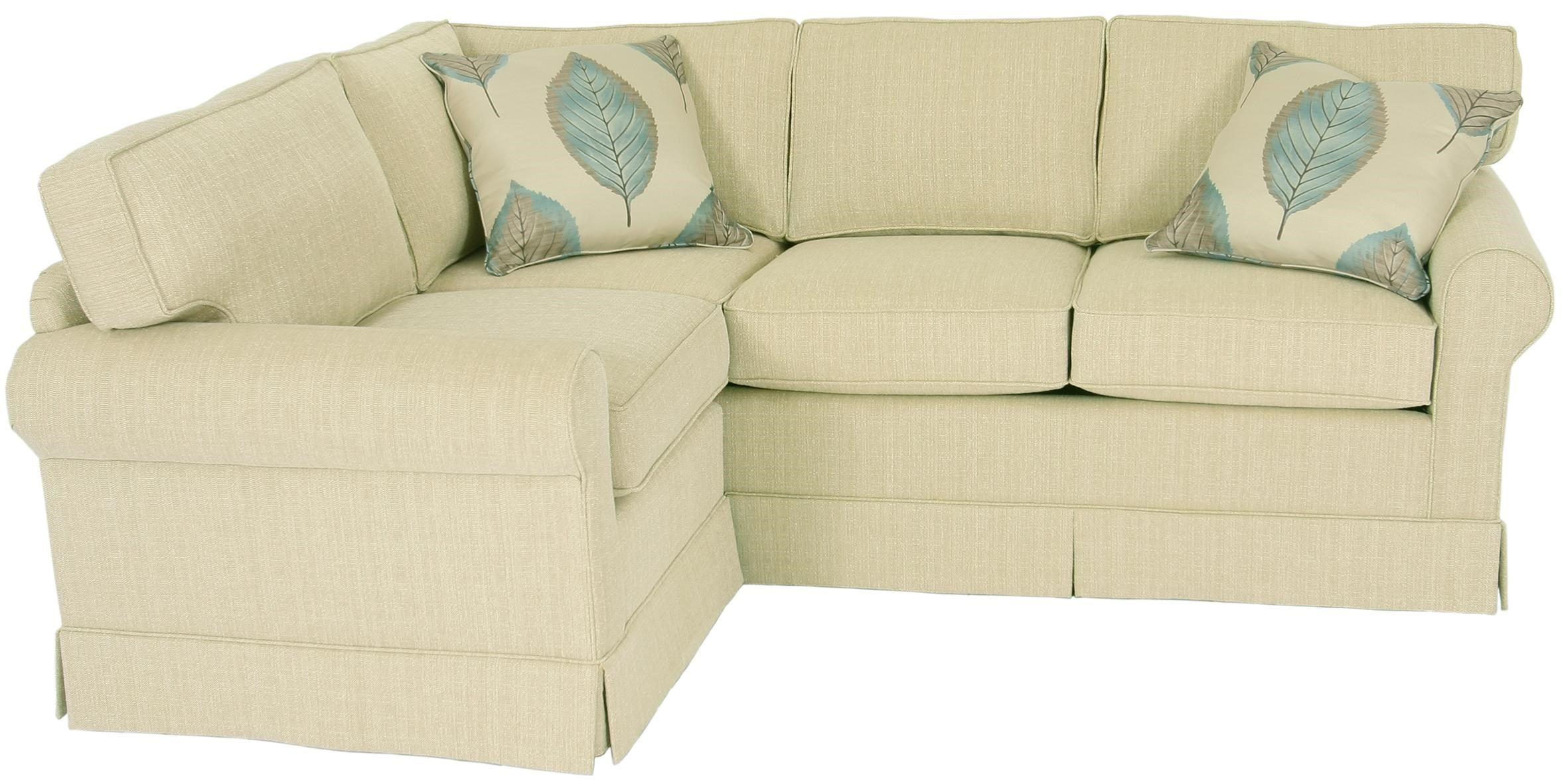 Copley Square Sectional Sofa By Norwalk