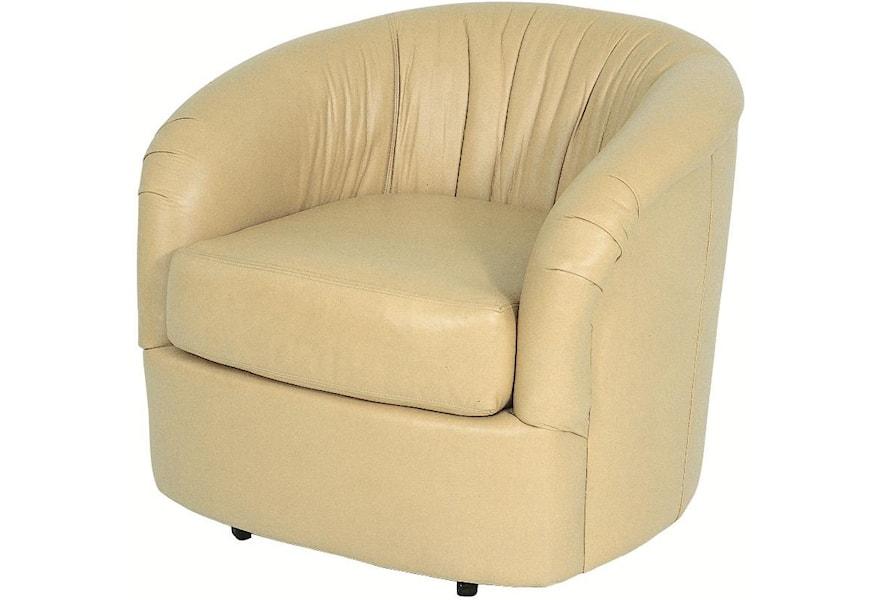 Swell Norwalk Omni 3180 Contemporary Barrel Styled Swivel Chair Theyellowbook Wood Chair Design Ideas Theyellowbookinfo