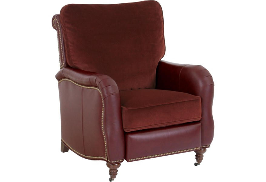 Peachy Norwalk Potter 677 45 Traditional Recliner With Casters Forskolin Free Trial Chair Design Images Forskolin Free Trialorg