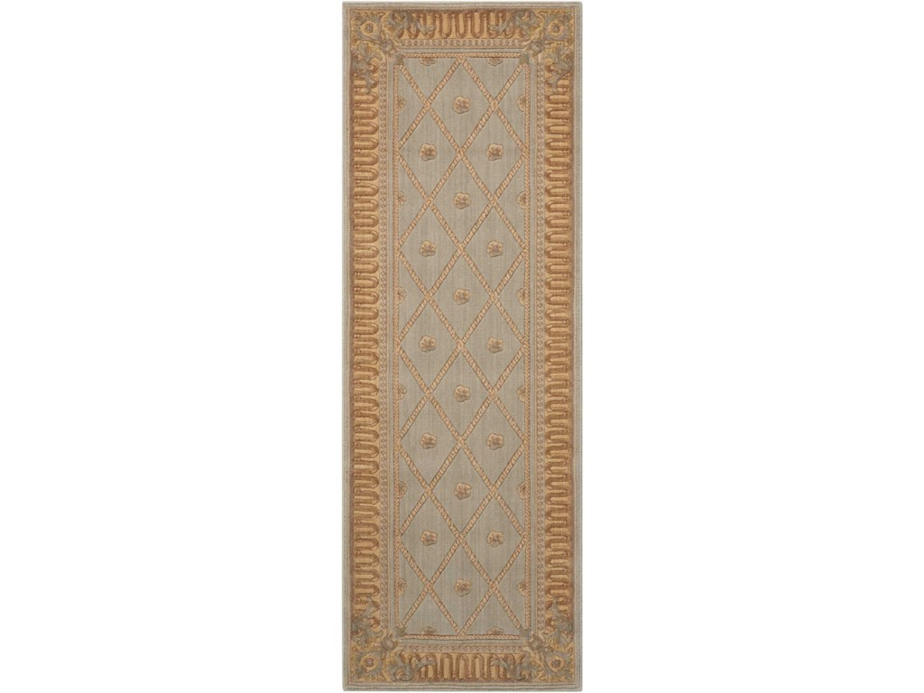 Nourison Ashton House 2 X 59 Surf Runner Rug Broyhill Of Denver
