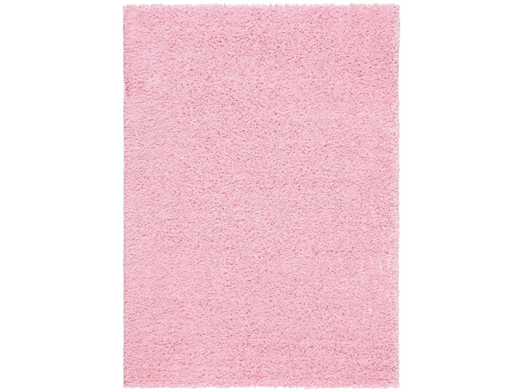 Nourison Bonita5' x 7' Light Pink Rectangle Rug