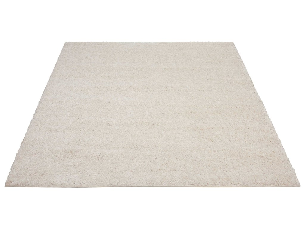 Nourison Bonita5' x 7' White Rectangle Rug