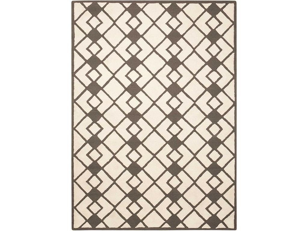 Nourison Decor15' X 7' Iv/Grey Rug