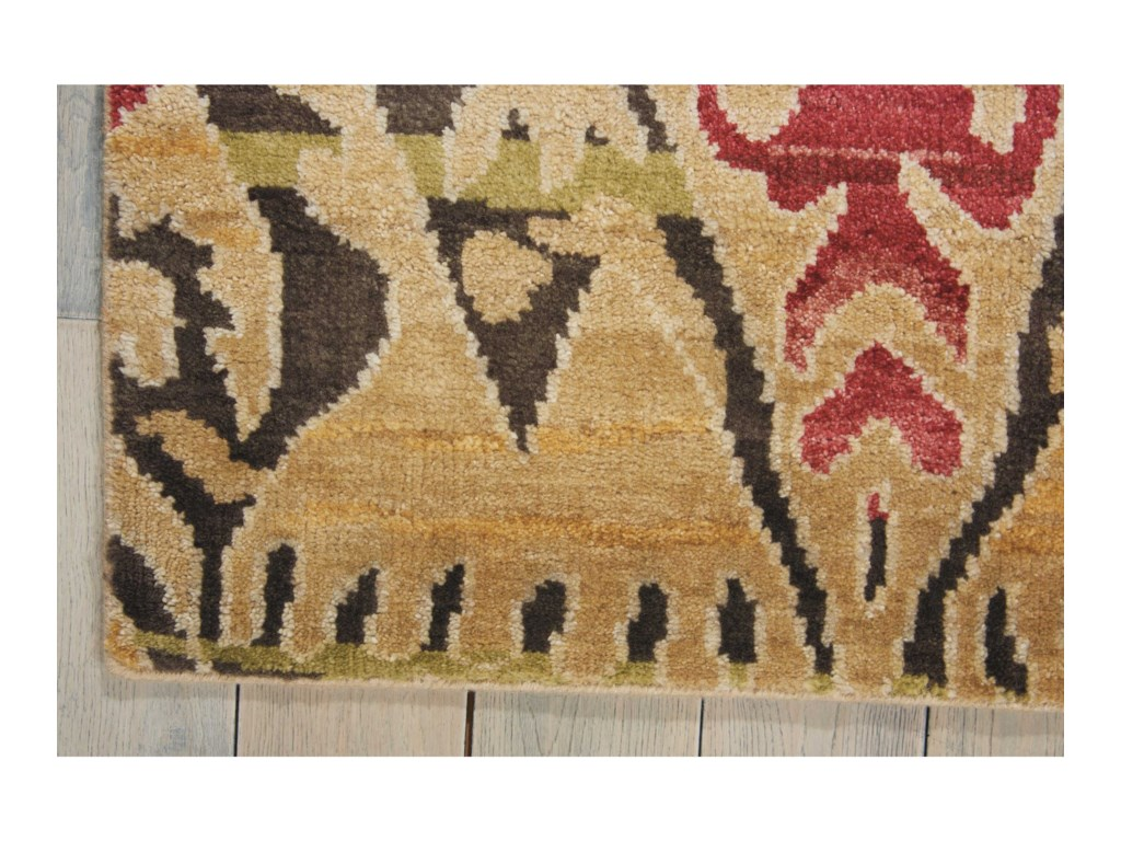 Nourison Dune12' x 15' Earth Rectangle Rug