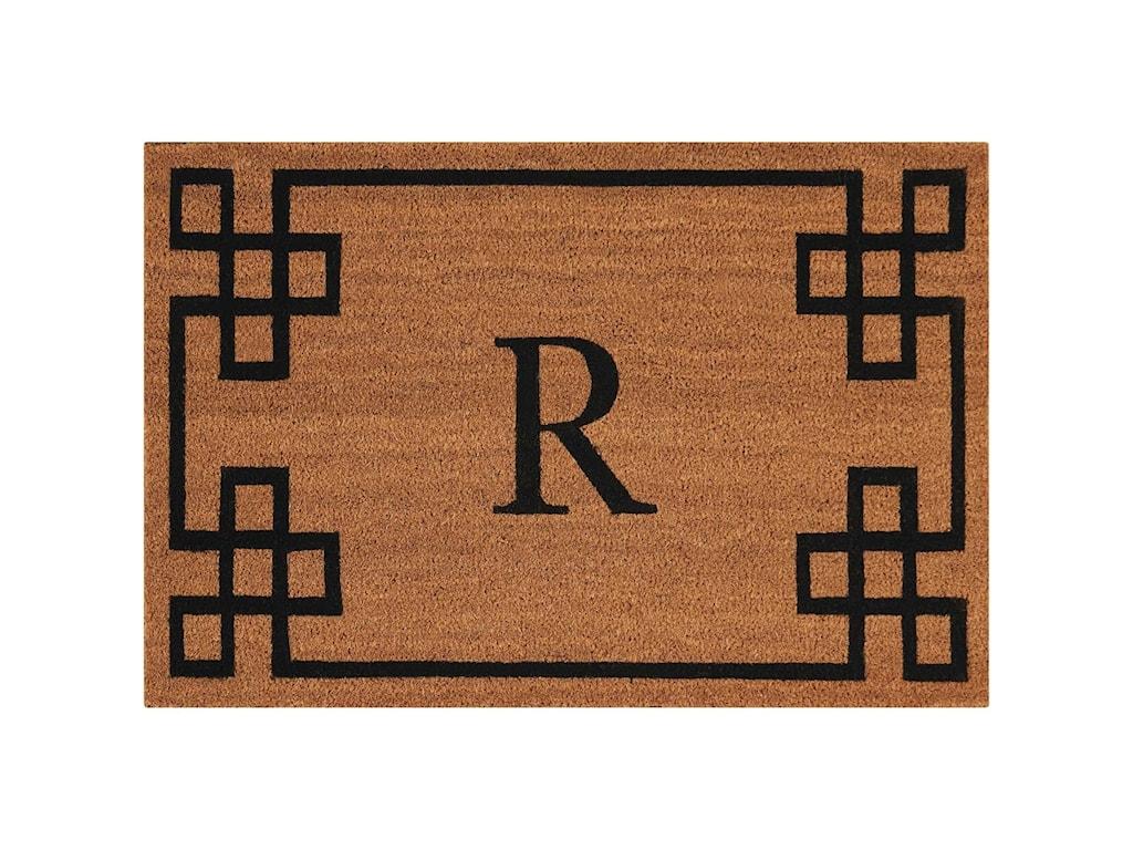 Nourison Elegant Entry2' x 3' Natural Rectangle Rug