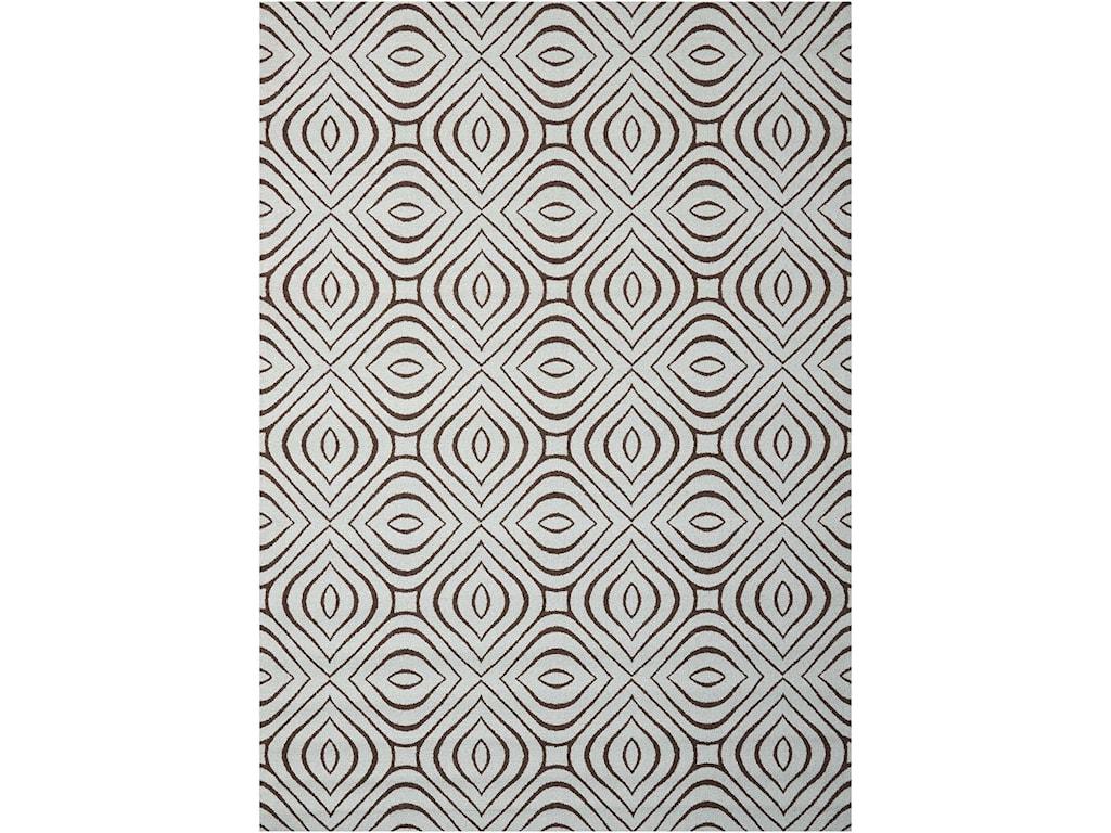 Nourison Enhance8' x 10' Sky Rectangle Rug