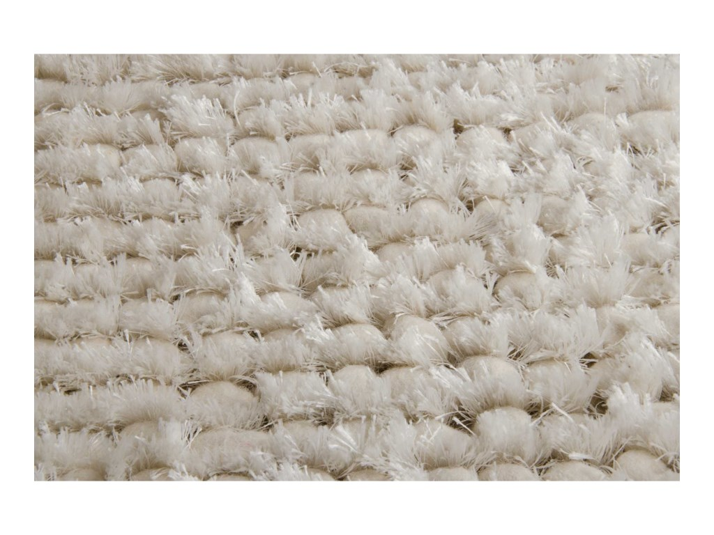 Nourison Fantasia8' x 11' Snow Rectangle Rug